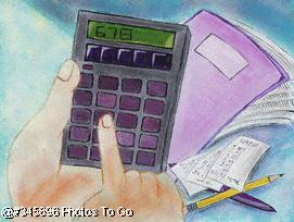 Hand-held calculator